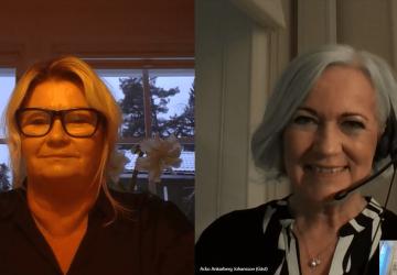 Samtal med Acko Ankarberg Johansson om digitalisering